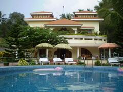 Property Photo: Villa front view