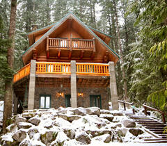 Property Photo: Mt. Baker Lodging - Cabin 47