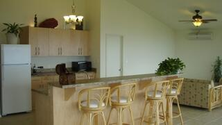 Fully Equipped, Large Kitchen with Breakfast Bar