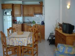 dining-room & kitchen