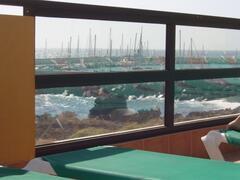 Seafront & Marina Views.
