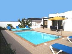Property Photo: Casa Roja pool area