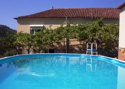 Property Photo: 9 x 4.5m secluded Pool