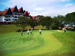 Property Photo: Apartment & Golf Course