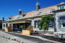 Property Photo: Luxury 5* Grade II Listed Victorian Railway Station overlooking Dartmoor and Tavistock