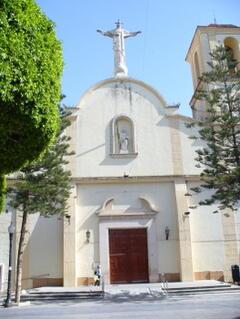 Almoradi church