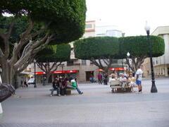 Plaza Constitution