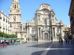 Big square in Murcia