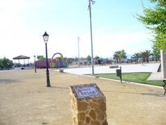 Park Bejar, Almoradi