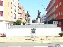 Monument in Almoradi