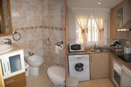 Bathroom & Kitchen