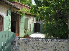 Property Photo: Rear courtyard