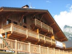 Property Photo: Chalet Anpie