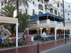 bars,clubs and shops in duquesa