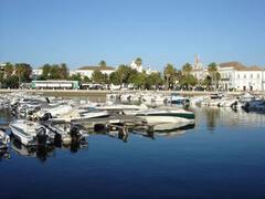 Faro harbour