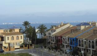 Property Photo: View to La Manga from Apartment
