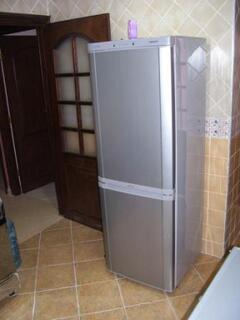 Kitchen area - Fridge Freezer