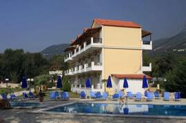 Property Photo: bYZANTIO hOTEL FROM OUTSIDE