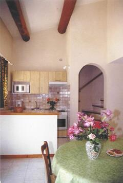 Property Photo: Inside gite