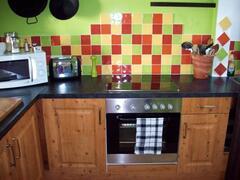 Property Photo: New Kitchen