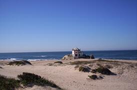 Miramar beach in November
