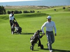 Golf at 500 meters