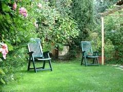 Monika:private garden