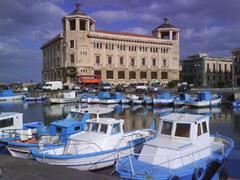 siracusa touristic