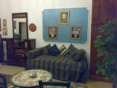 sbarcadero apartment master bedroom
