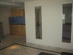 Property Photo: modern kitchen area