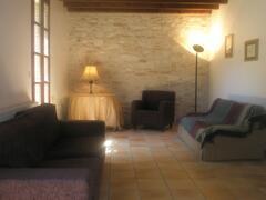 The Farmhouse's Lounge