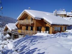 Property Photo: Ski Chalet, Meribel, 3 Valleys, French Alps