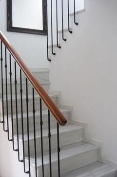 corridor - stairs