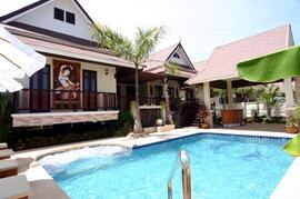 Property Photo: Villa Sawasdee with private pool and jacuzzi