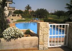 Property Photo: View of Pool