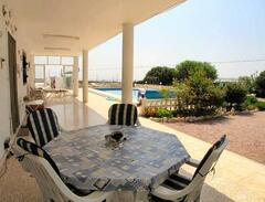 Property Photo: Terrace with pool
