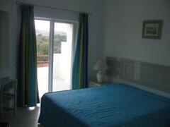 Master bedroom - wake to the mediterranean sun!