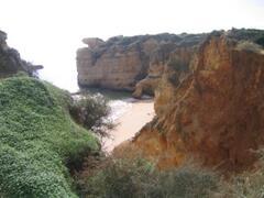 Another hidden beach...