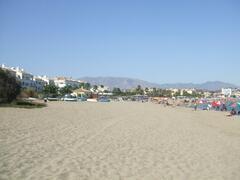 La Cala Beach - 25 mins. away