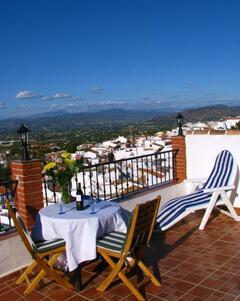 Terrace of Casa Isabella
