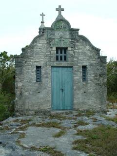 Catholic Church ruins