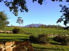 Property Photo: Talana Hill Lawn