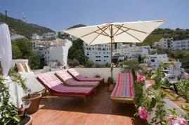 The Sunbathing Terrace