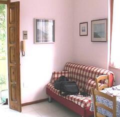 Living area / kitchen - Alghero