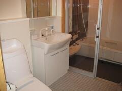 Country Resort Chalet WC