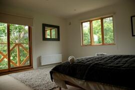 Country Resort Chalet Bedroom - 3 Bed