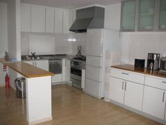 Country Resort Chalet Kitchen - 3 Bed