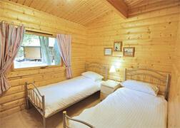 Bedroom 3 Twin Bedded room