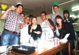 Property Photo: party in J&F Guesthouse Osaka