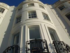 Property Photo: Luxury 5 STAR self Catering 4 Storey Regency Villa off Brighton Hove Seafront